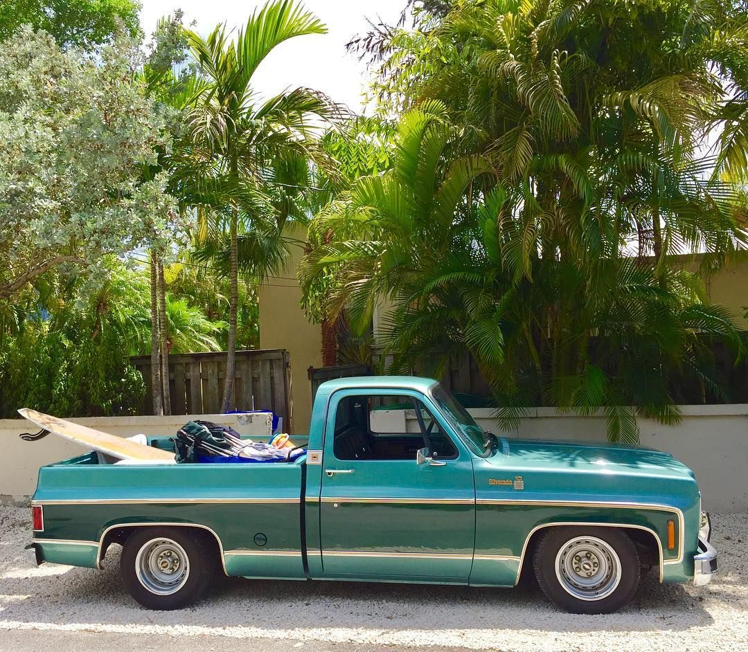 Ed S 77 C10 Surfing The Streets Of Keywest Florida