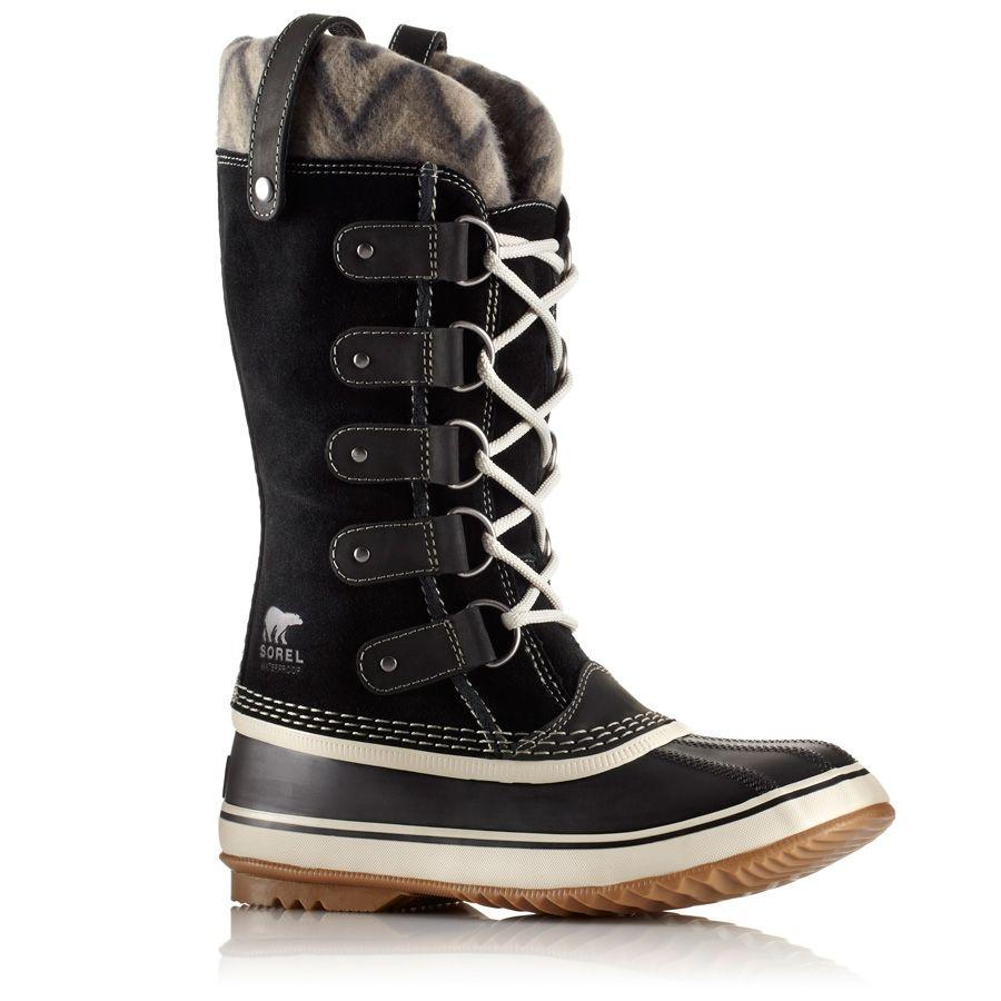 Snow boot · Sorel Joan of Arctic Knit II Boot - Womens ...