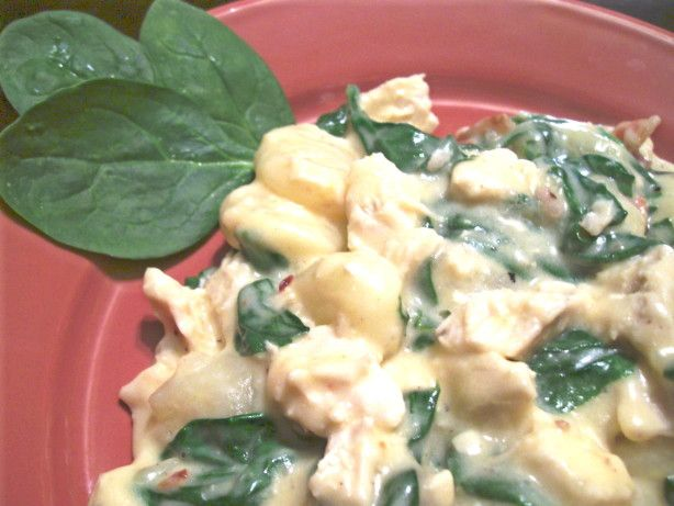 A very special gnocchi o sole mio pinterest gnocchi eta i just remembered this is my editedalteredrevised version of another zaar recipe i hope nobody is offended forumfinder Choice Image