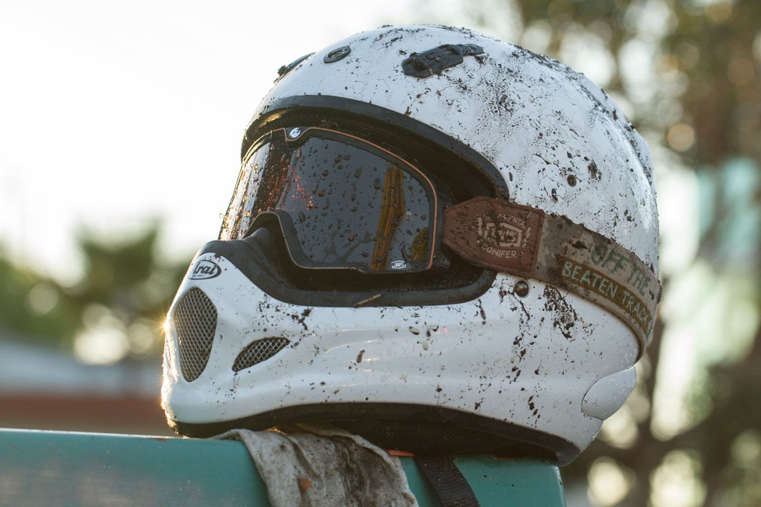 37d3755d466522 Masque 100 percent Barstow Ornamental Conifer   Helmets   Motocross ...