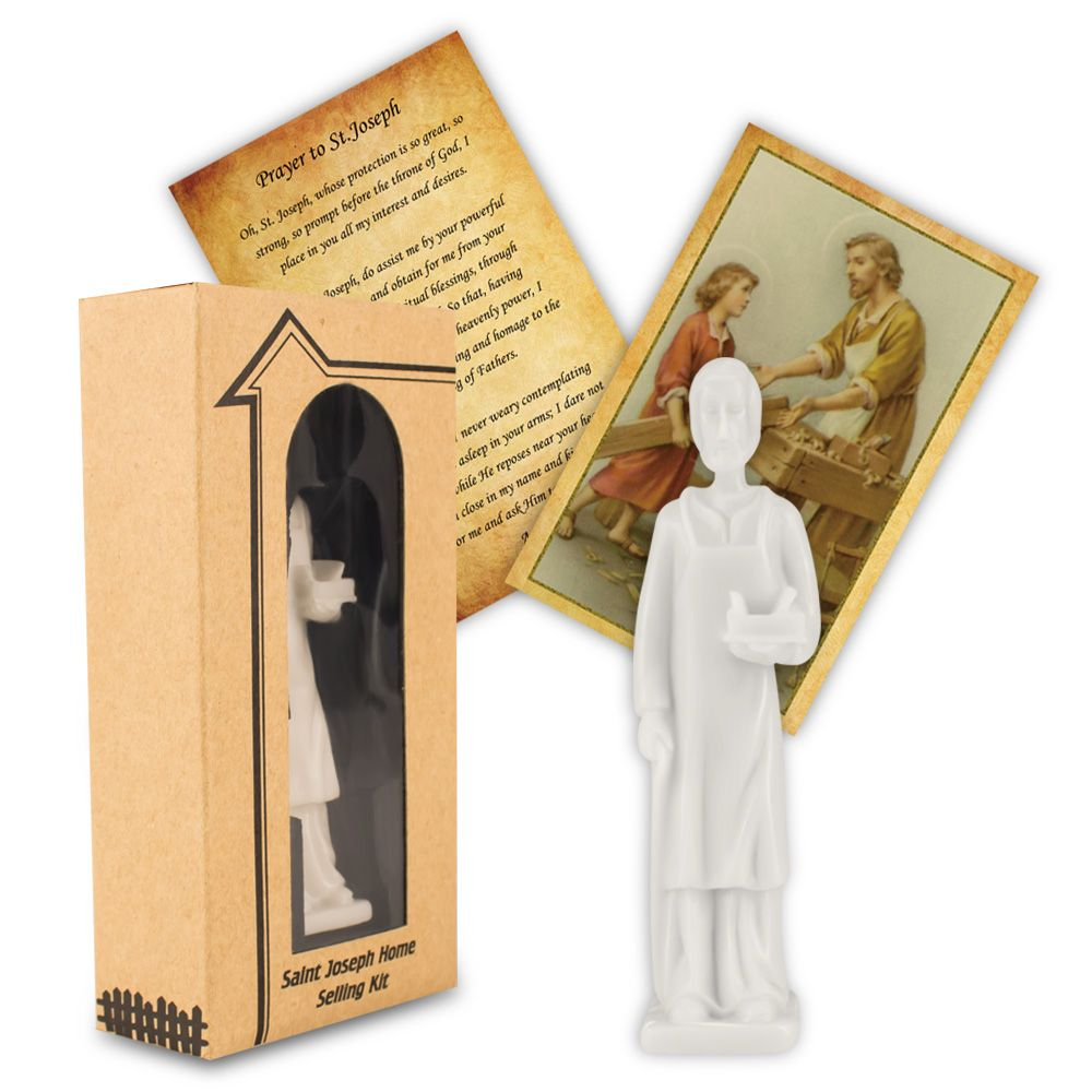 Cta Home Er Kit Ing Your House St Joseph Statue Authentic This Will Or