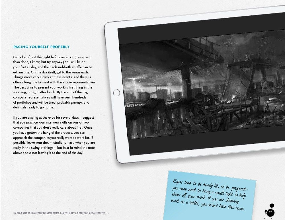 The Big Bad World of Concept Art for Video Games How to
