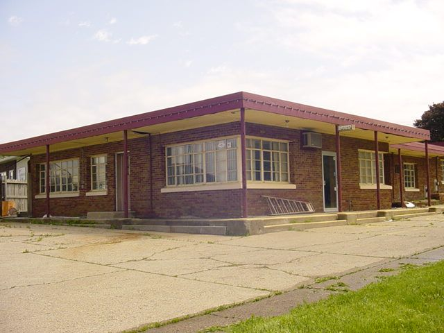 Former Motel On Edge Of Carroll Iowa Has Been Replaced Within The Last Few Years
