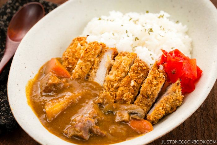 Katsu Curry カツカレー Just One Cookbook Recipe Easy Japanese Recipes Recipes Curry Recipes