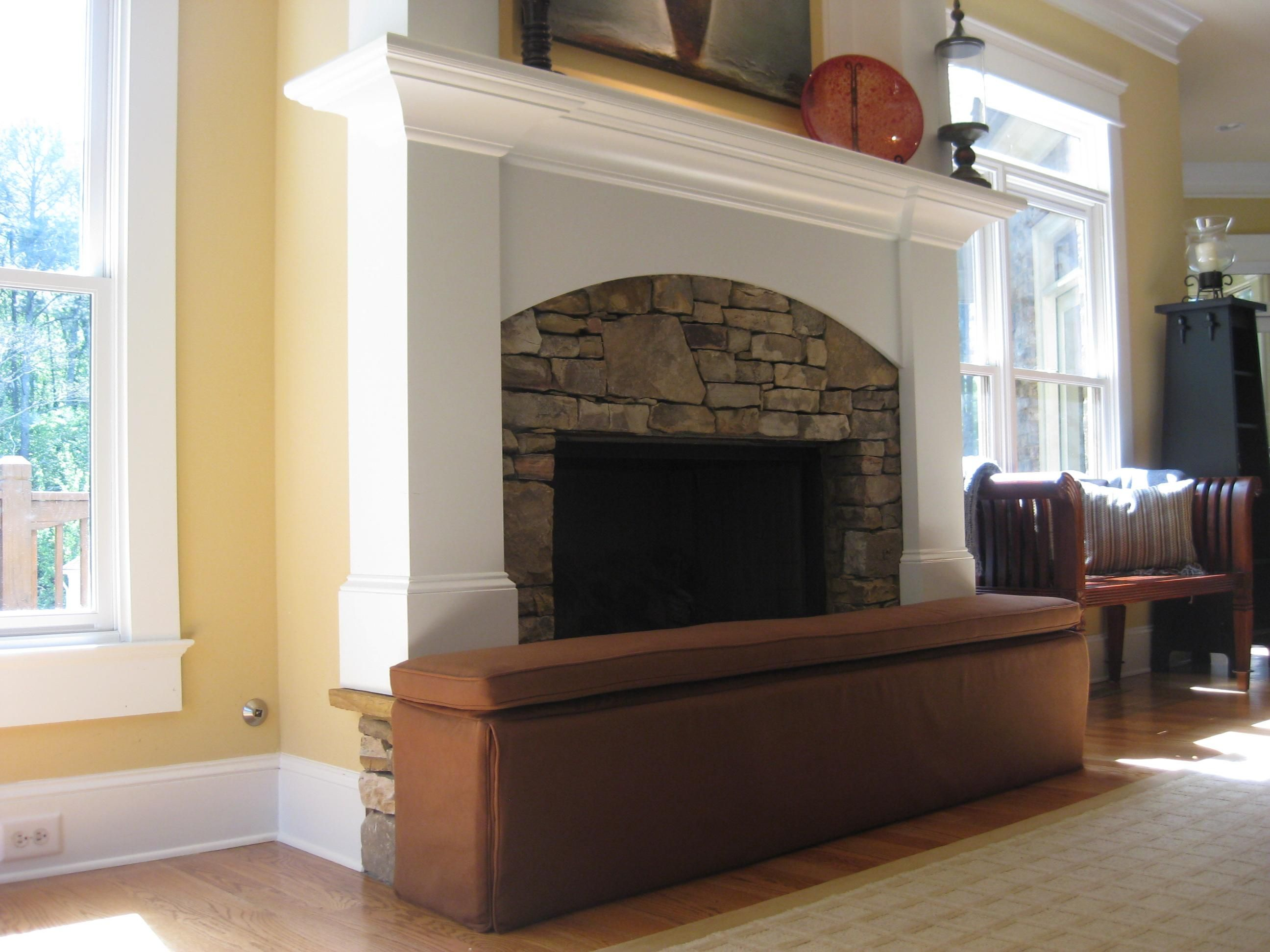 Fireplace cover and Kid…