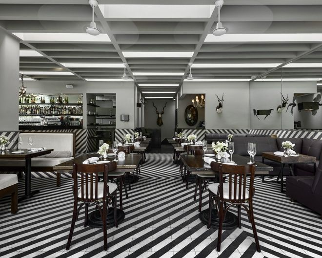 Celeste Champagne & Tea Room by PRODUCTORA