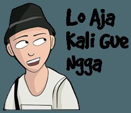 Latest Funny Emoji  Ngeselin - Stiker LINE | LINE STORE 10