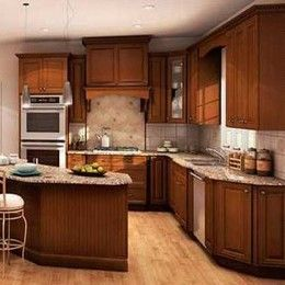 Wood Kitchen Cabinets Check More At Httpcasahomawood Captivating Wood Cabinet Kitchen Design 2018