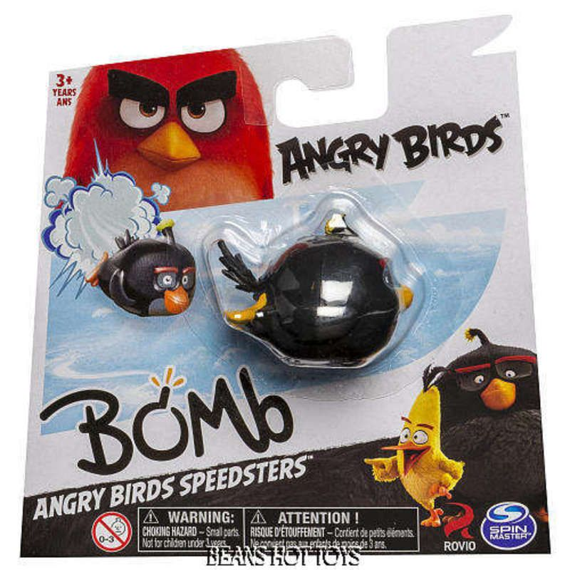 BOMB FIGURE LEGO THE ANGRY BIRDS MOVIE FREE GIFT RARE NEW BESTPRICE