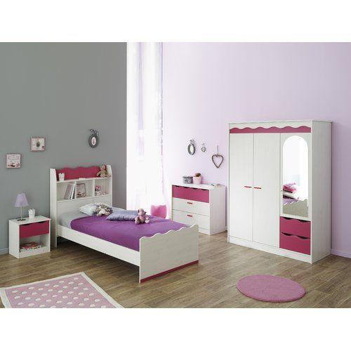 4-tlg. Schlafzimmer-Set Lilou 90 x 200 cm Jetzt bestellen unter: https://moebel.ladendirekt.de/schlafzimmer/komplett-schlafzimmer/?uid=f0cdb457-7507-57a6-b5ee-161fa9478413&utm_source=pinterest&utm_medium=pin&utm_campaign=boards #komplettschlafzimmer #schlafzimmer