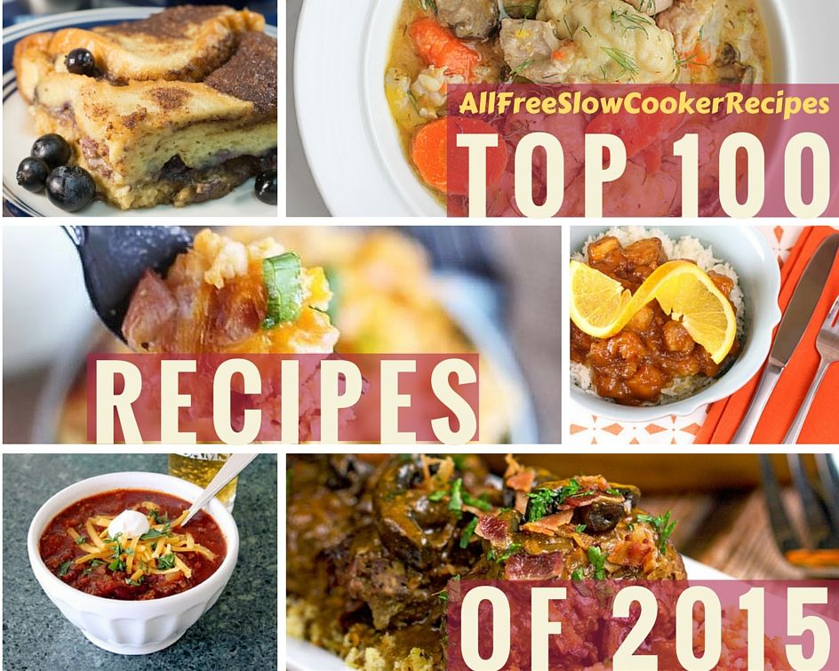 Top 100 Slow Cooker Recipes