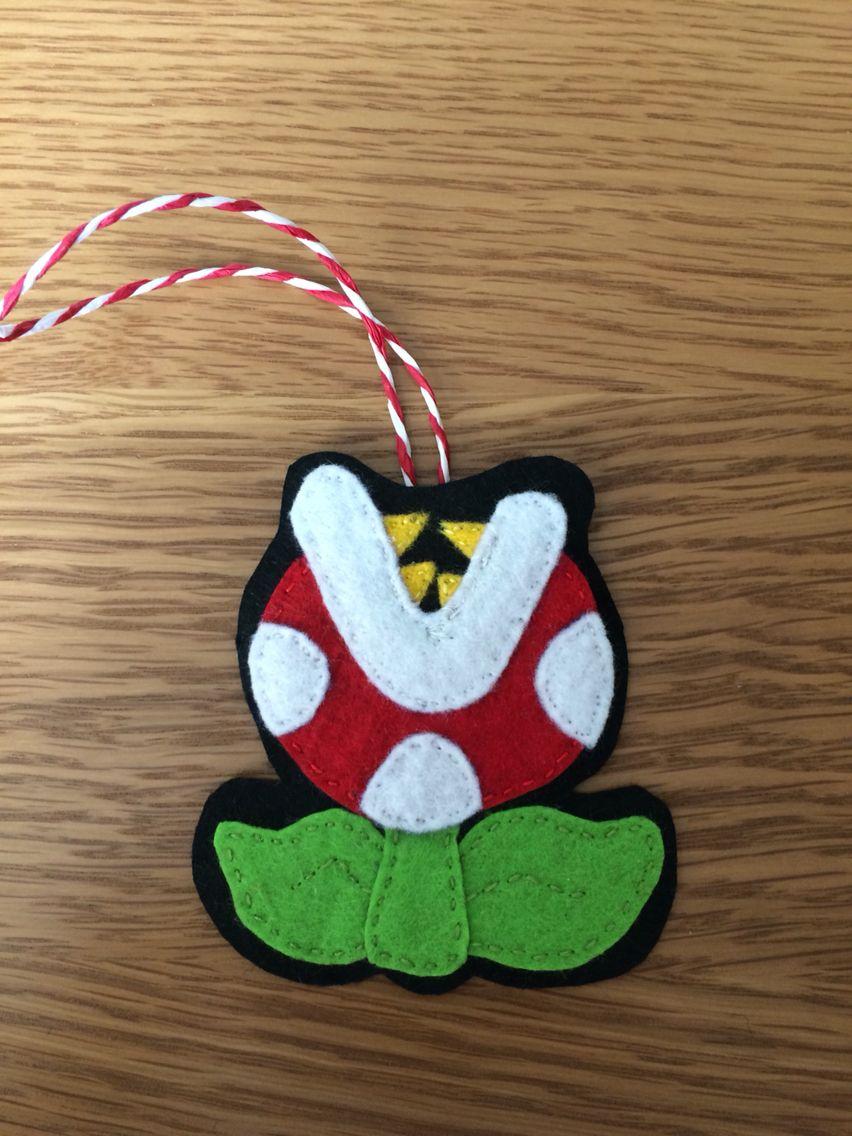 Nintendo ornament   DIY   Pinterest   Nintendo, Ornament and Video ...