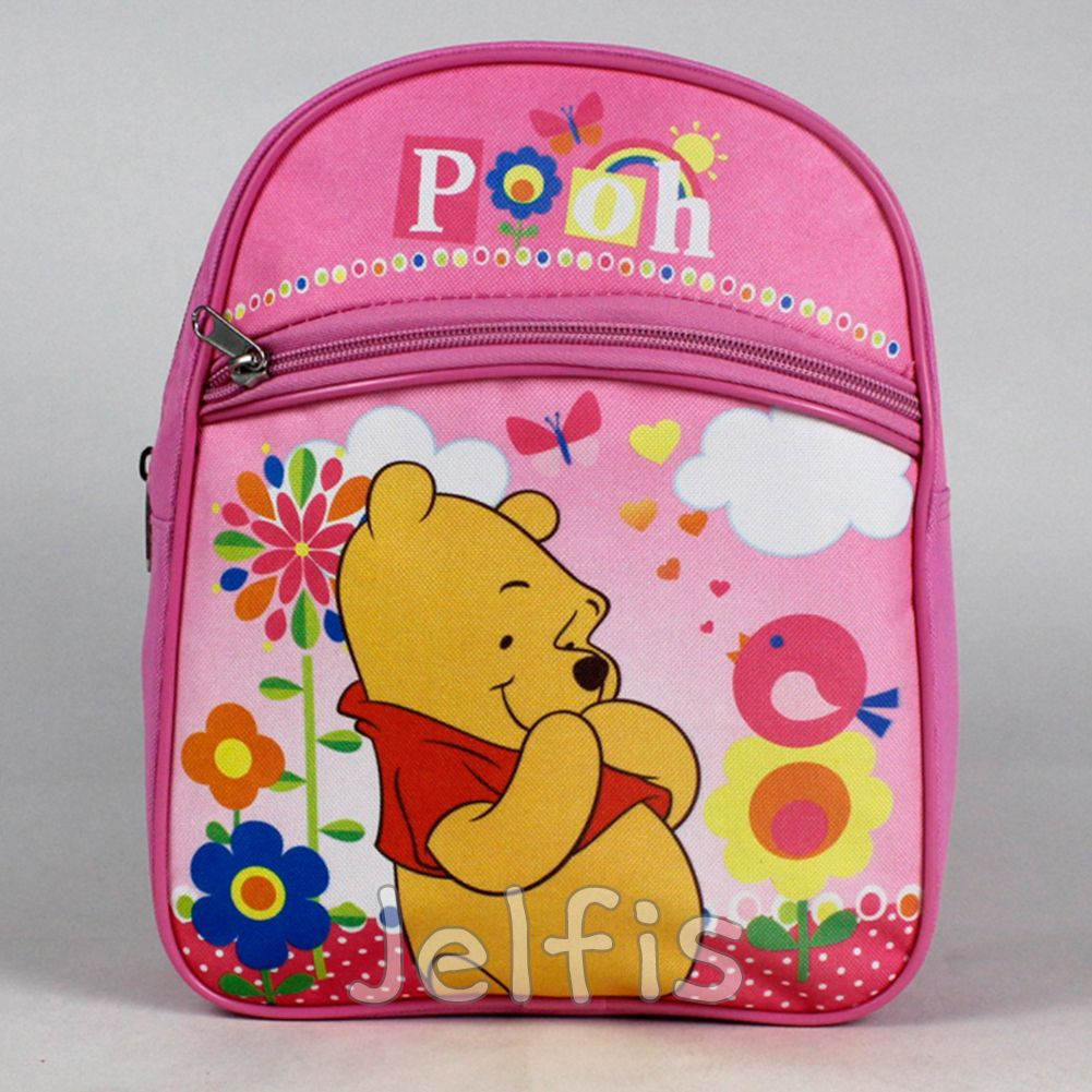 Disney Winnie the Pooh Mini Backpack - Birdy Flowers 10' Toddler ...