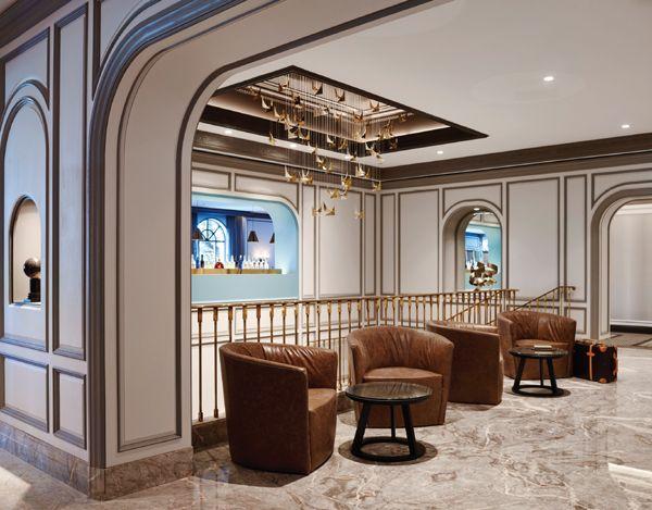 Bates Smart Reinstates Glamour To Intercontinental Double Bay Best Home Interior Design Best Interior Design Websites Interior Design School