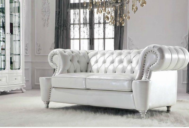 Benutzerdefinierte Moderne Chesterfield Sofa Top Moderne 2 ...