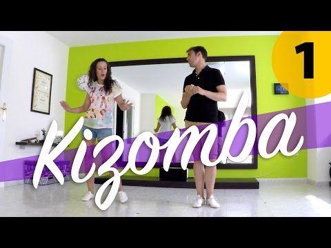 APRENDER A BAILAR KIZOMBA: PASOS BÁSICOS – Kizomba para Principiantes #1 - YouTube