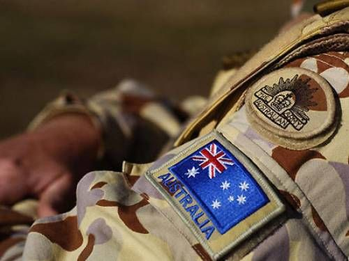 Pride of Australia.