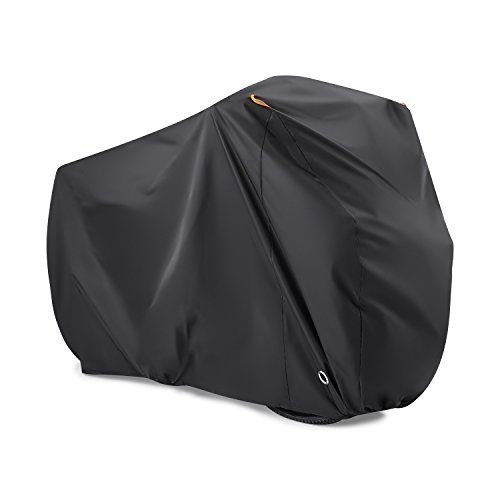 Motorcycle Cover 190T Nylon WATERPROOF Motorbike Cover HEAVY DUTY Anti Dust Rain