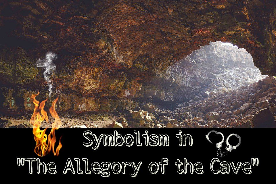 Symbolism In The Allegory Of The Cave With Prezi School