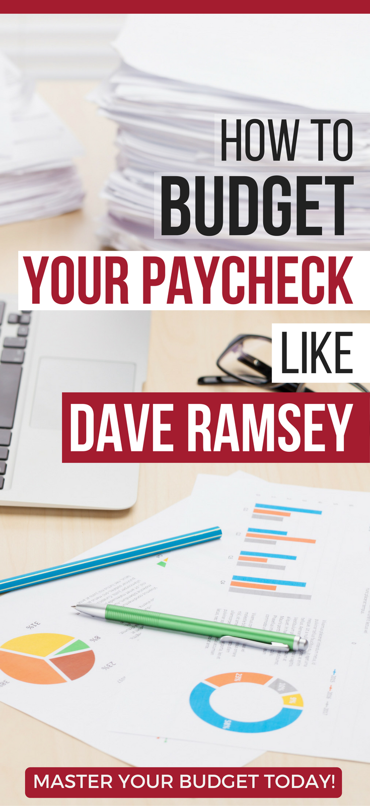 Dave Ramsey Recommended Household Budget Percentages | Monthly ...