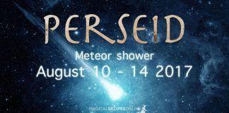 Perseid Meteor Shower 2017