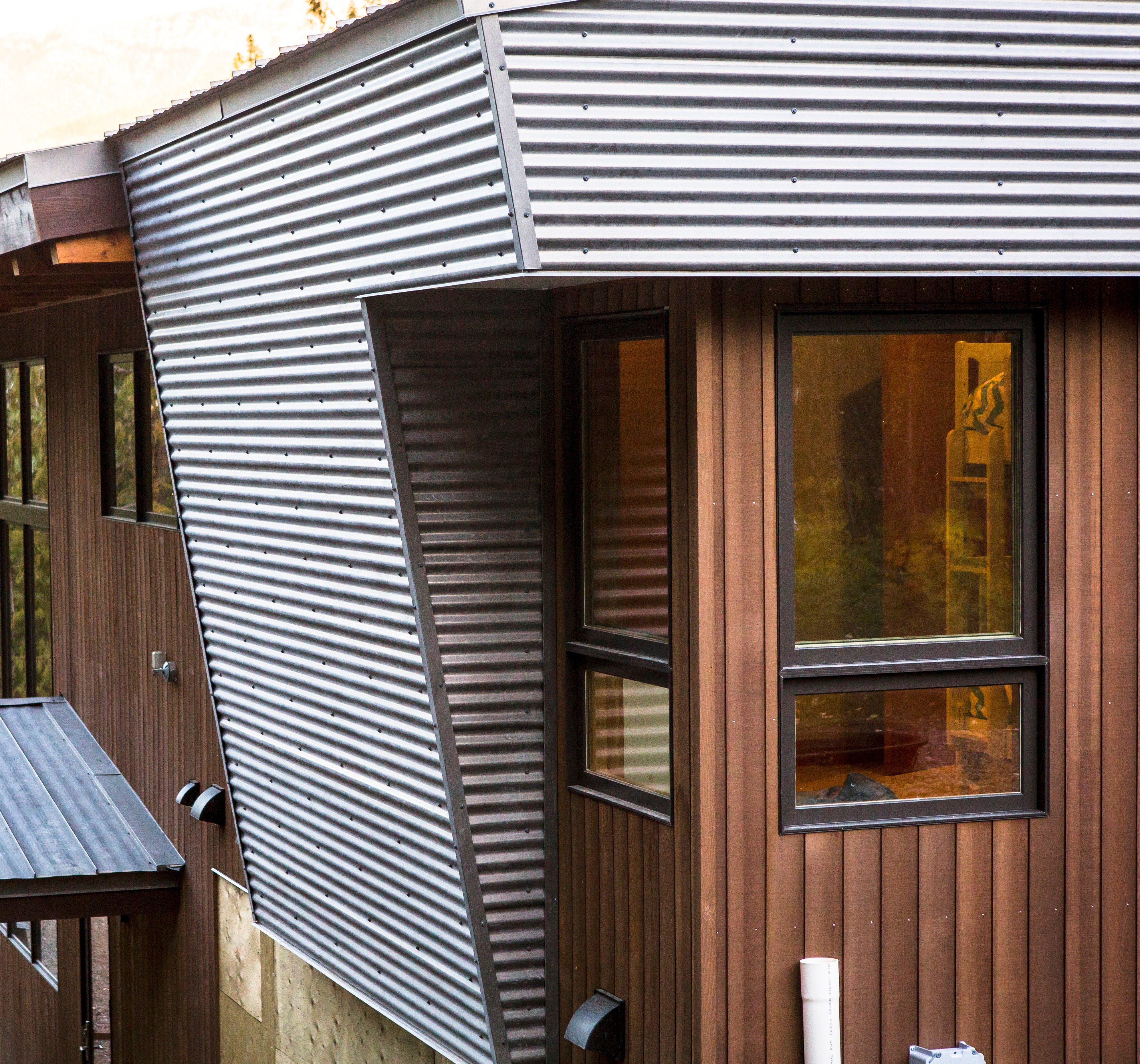 Metal Siding Wall Panel Options From Bridger Steel Including