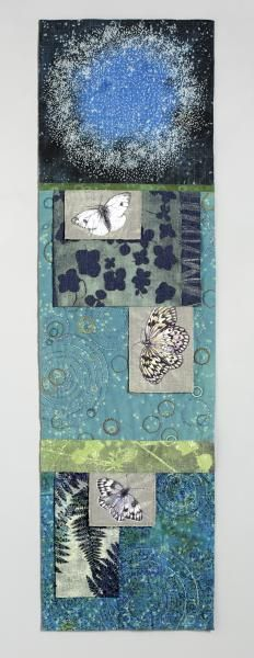 Under the Blue Moon by Sharon McCartney ArtSpecifier: Linking artists with designers, architects, art consultants and art lovers worldwide.