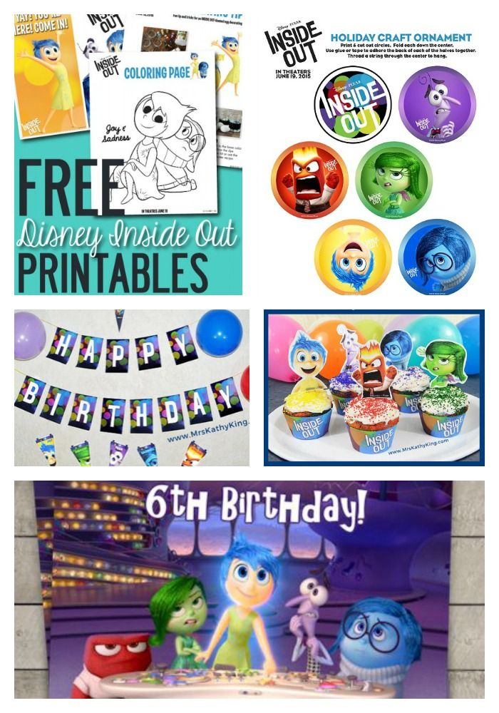 Get your guests to your Inside Out party with free invitation ...