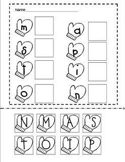 letter matching kinderland collaborative kindergarten preschool literacy preschool curriculum. Black Bedroom Furniture Sets. Home Design Ideas