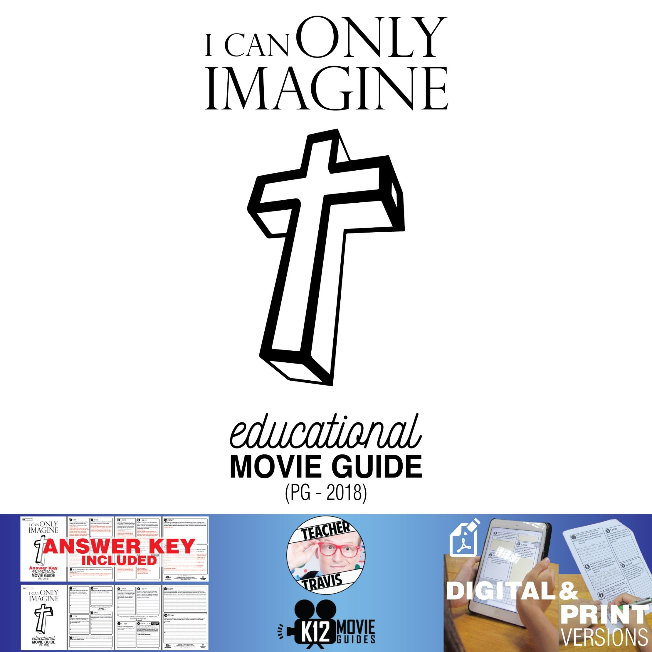 I Can Only Imagine Movie Guide