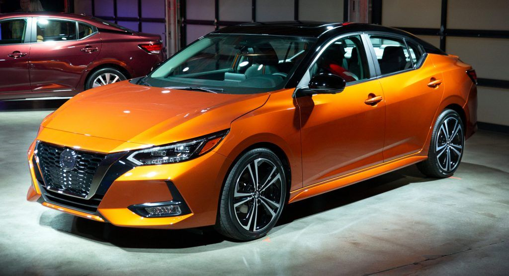 2020 Nissan Sentra Is Low Wide Sleek And More Efficient Than Ever Nissan Sentra Nissan Efficiency