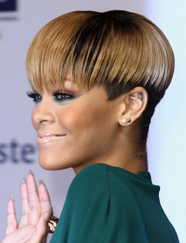 Short Haircuts: The Best Edgy Styles for Black Women | Black short ...