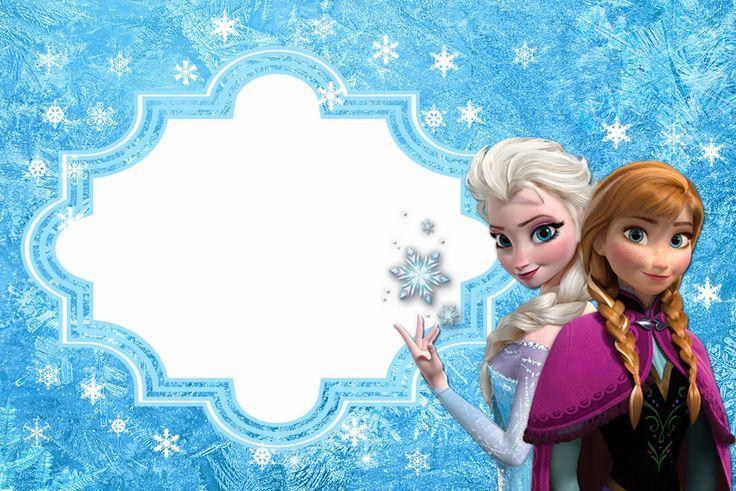 Imprimibles Gratis De Frozen Para Una Fiesta De Cumpleaños