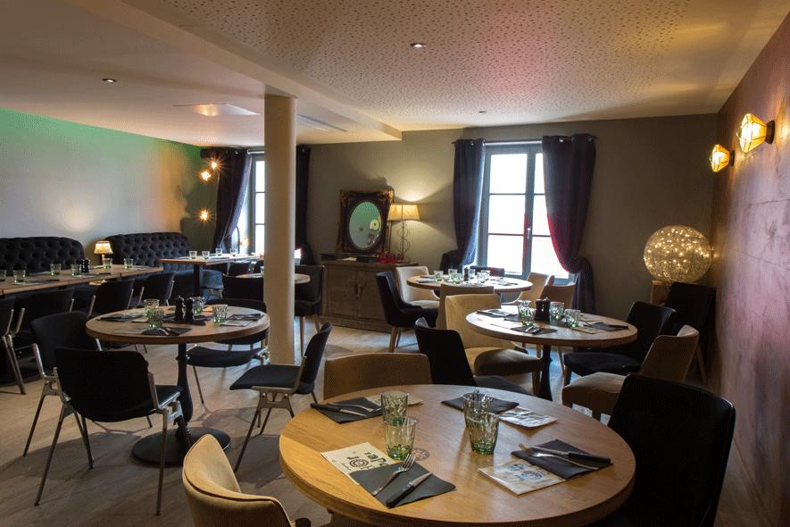Aménagement restaurant Papa Joe à Nancy | Architecture ...