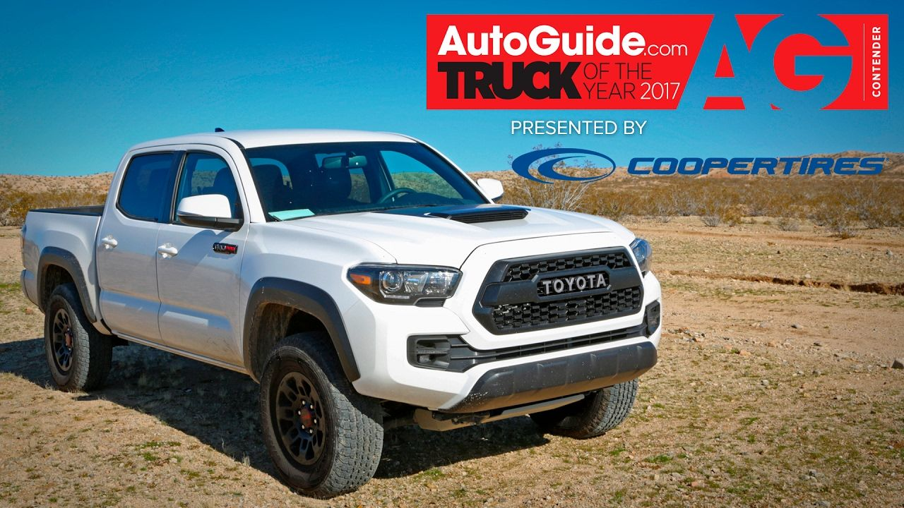 awesome Car and Truck videos 2017 Toyota Ta a TRD Pro 2017