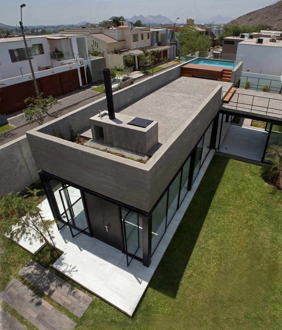 House With Rooftop Pool Rooftop Design Rooftop Terrace House