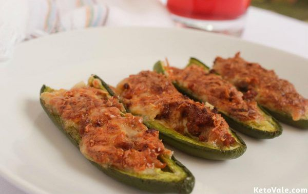 Stuffed Jalapeno Peppers With Ground Beef Recipe Stuffed Peppers Food Recipes Spicy Recipes