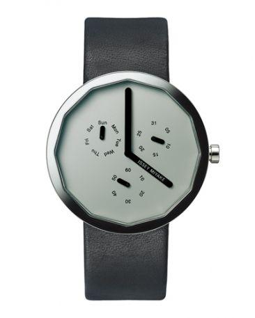prodotto caldo elegante e grazioso grande liquidazione Naoto fukasawa, Issey miyake   Timepieces   Mens watches ...