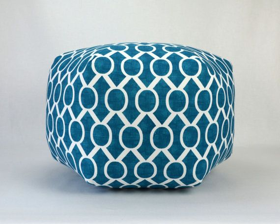 20 Wide By 15 Tall Floor Ottoman Pouf Pillow By Zeldabelle On Etsy 115 00 Pouf Ottoman Ottoman In Living Room Modern Prints