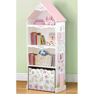 Cute Bookshelf cute book shelf for a little girl's room! | kid fun | pinterest