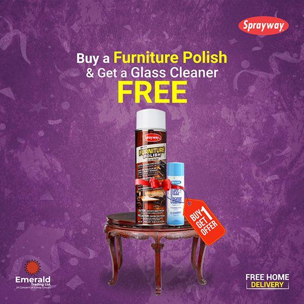 Furniture Polish Ad In 2020