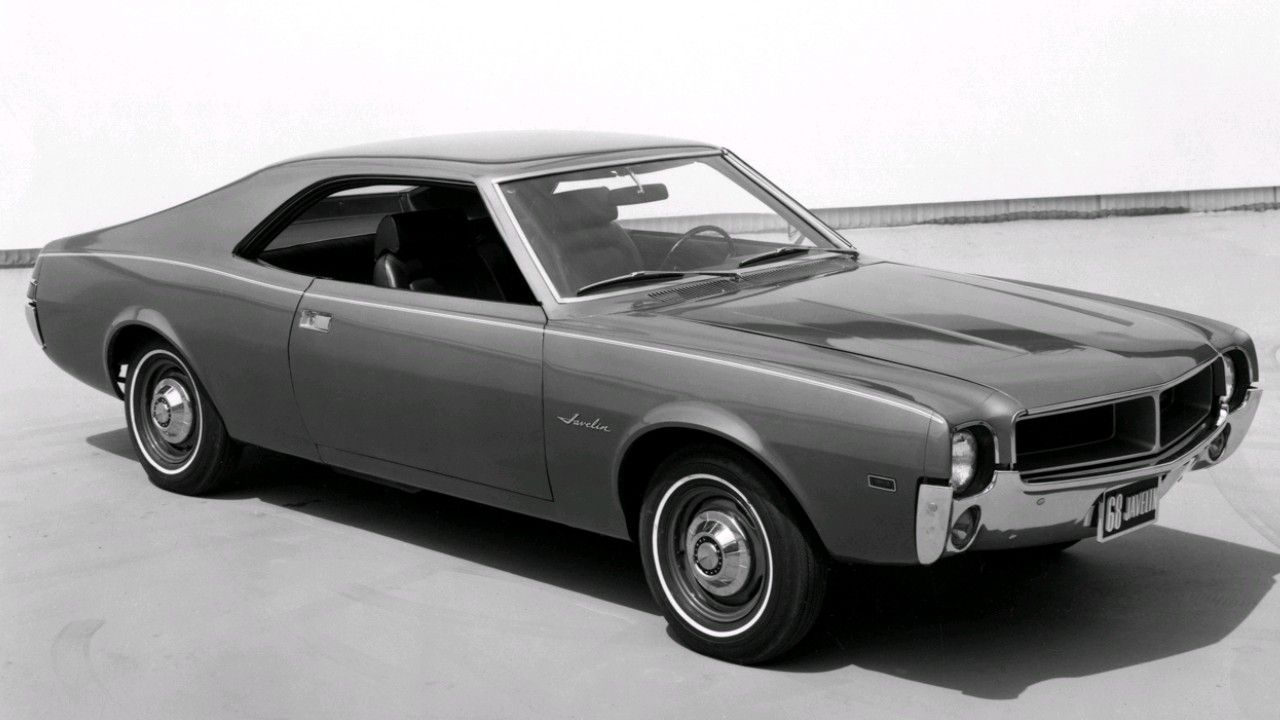 1968 amc javelin amc javelin automobile car manufacturers