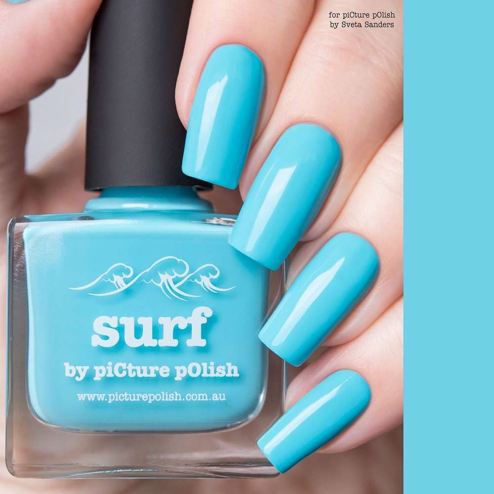 PicturePolish kynsilakka - SURF