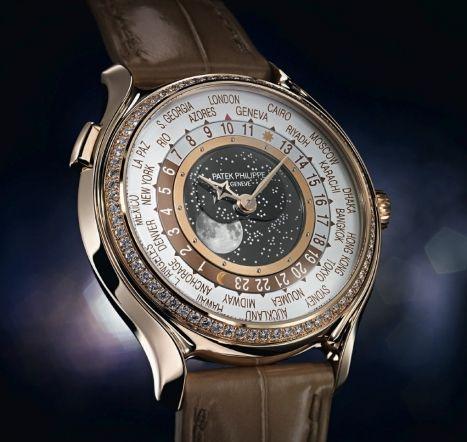 Des Heures du Monde Phases de Lune chez Patek Philippe   The Watch Obs