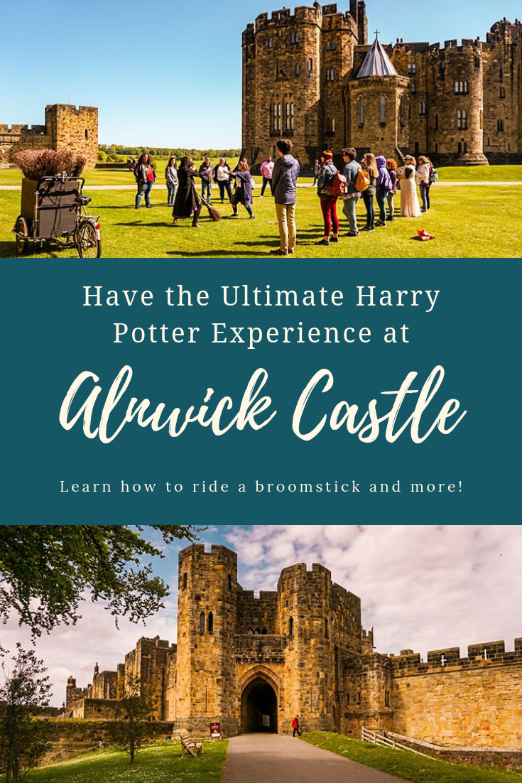 Ultimate Alnwick Castle Harry Potter Guide Alnwick Castle Castle Harry Potter Filming Locations
