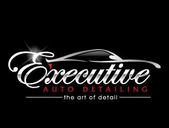 Executive Auto Detailing Logo Design Concepts 37 Logos Logo