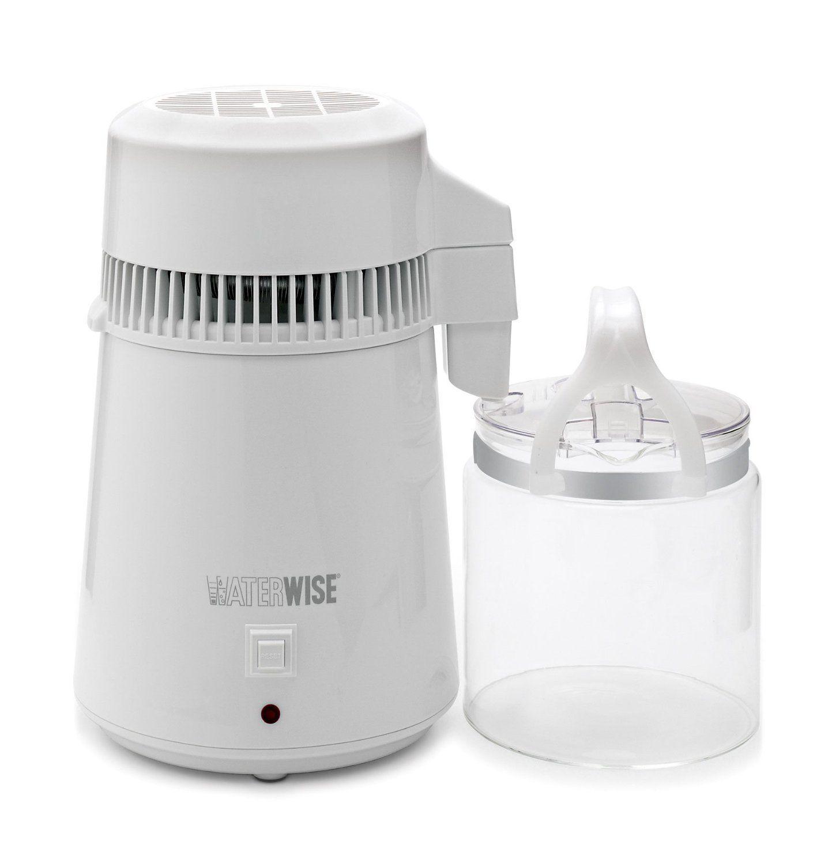 Waterwise 4000 Water Distiller Purifier Kitchen Countertop Water Filters Amazon Com Countertop Water Filter Water Wise Best Water Filter