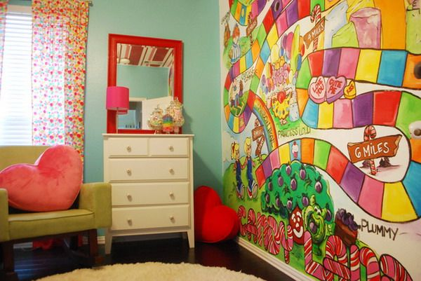 wall mural ideas 1000 images about aubrey39s candyland nursery on pinterest candyland wall murals and candy
