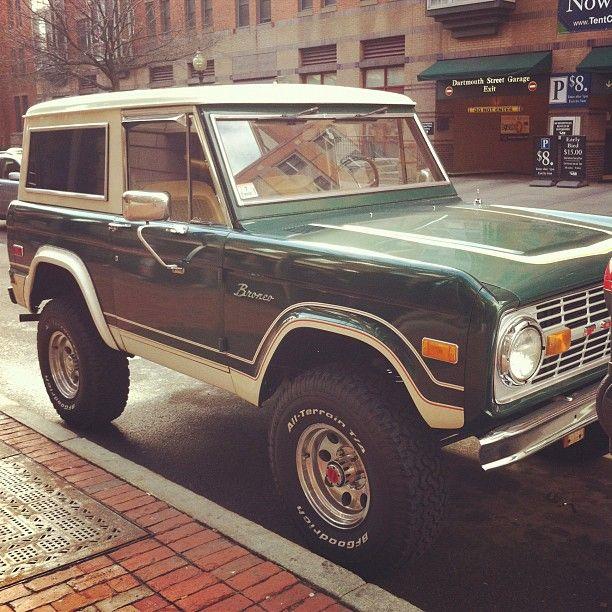 Bronco // South End, Boston, MA