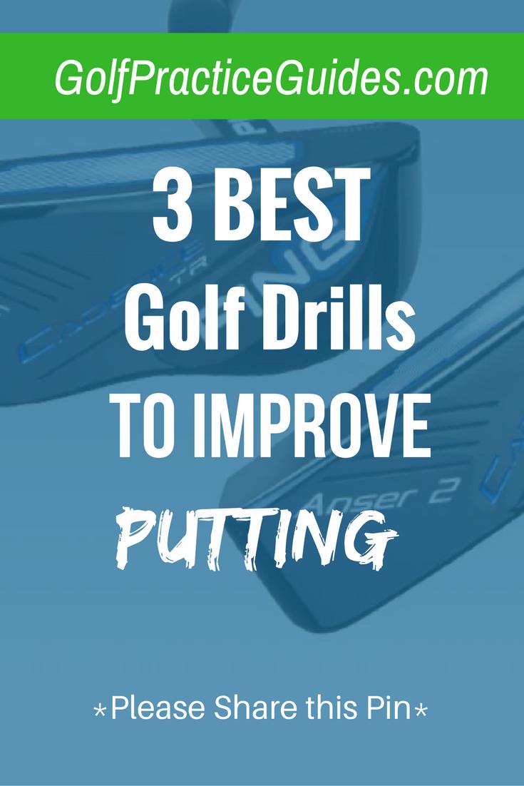3 Golf Putting Drills for Beginners Golf putting